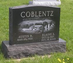 Elaine <I>Smith</I> Coblentz