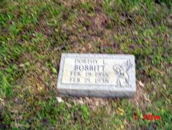 Dorthy L. Bobbitt