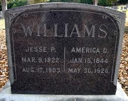 America D. <I>Wright</I> Williams