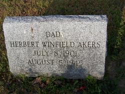 Herbert Winfield Akers
