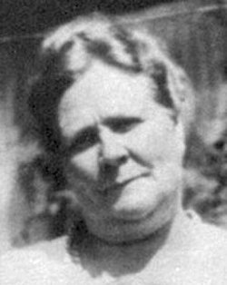Persis Carrie <I>Thompson</I> Gwilliam