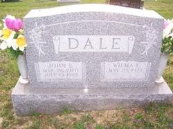 John Lester Dale