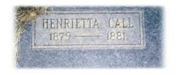Henrietta Call