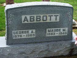 Maude Mae <I>Luke</I> Abbott