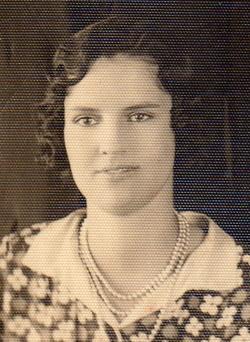 Hazel U. <I>Beall</I> Holsted