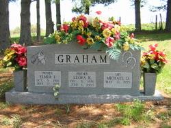 Leora Kathryn <I>Davis</I> Graham