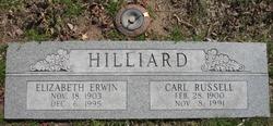Carl Russell Hilliard