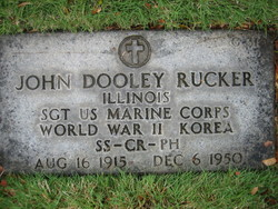 John Dooley Rucker