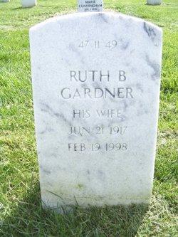 Ruth B Gardner