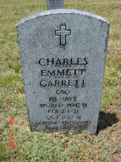 Charles Emmett Garrett