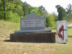 Murphys Chapel United Methodist Church Cemetery