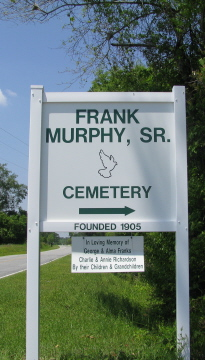 Murphy Family Cemetery