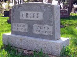 """Benjamin Franklin """"Frank"""" Gregg"""