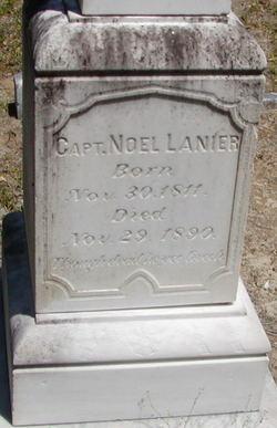 Capt Noel Lanier