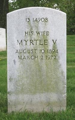 Myrtle V Brewer
