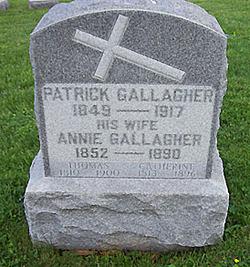 Patrick Hippolite Gallagher