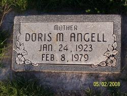 Doris M Angell
