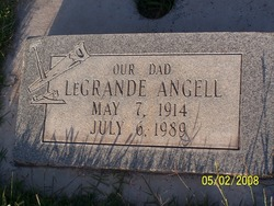 LeGrande Angell
