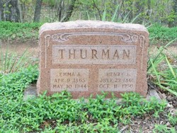 Henry Emerson Thurman