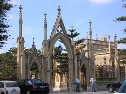 Santa Maria Addolorata Cemetery in Paola, Southern Harbour - Find A