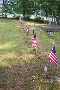 Ellis Woods Cemetery