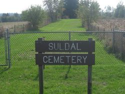 Suldal Cemetery