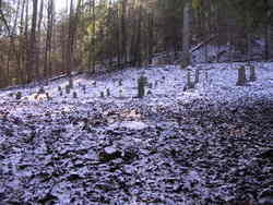 Trentham Cemetery