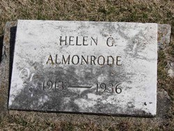 Helen G Almonrode