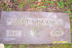 """Charles Otis """"Oat"""" Hamar, Jr"""