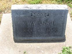William Watkins Tansil