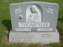 PFC Ralph Layton Thompson, Jr