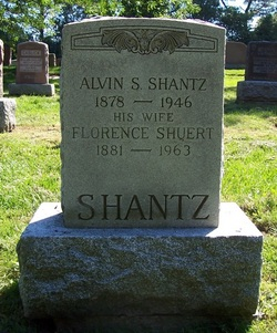 Alvin S. Shantz