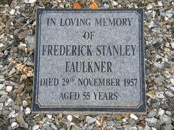Frederick Stanley Faulkner