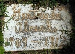 Gertrude Alread