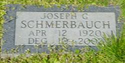 Joseph George Schmerbauch