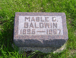 Mabel <I>Dempsey</I> Baldwin