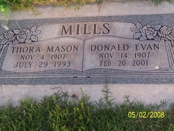 Thora Mason Mills