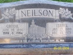 """Caddie Keate """"Hall"""" Neilson"""