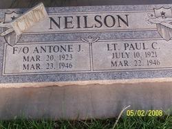 Lieut Paul C Neilson