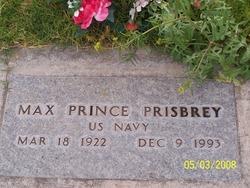 Max Prince Prisbrey