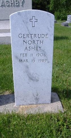 Gertrude North Ashby