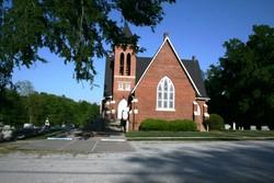 Pendleton Presbyterian Church Cemetery