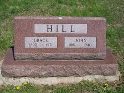 Grace <I>Masters</I> Hill