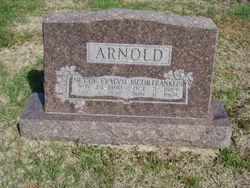 Nettie Evalyn <I>Crow</I> Arnold