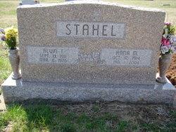 Alvin Theodore Stahel