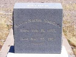 Moses Martin Sanders, Jr