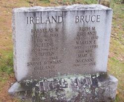 Ruth M. <I>Ireland</I> Bruce