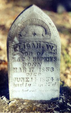 Eligah W. Hopkins