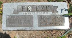 Effie <I>Brown</I> Frieze