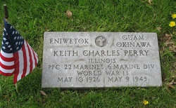 PFC Keith Charles Perry